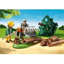 Playmobil 6814 Dřevorubci s traktorem 4