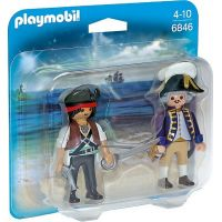 Playmobil 6846 Pirát a voják