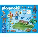 Playmobil 6863 Zajíčkova velikonoční dílna 4