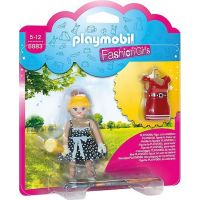 Playmobil 6883 Fashion Girl Fifties
