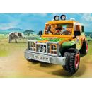 Playmobil 6937 Auto strážců zvířat s přívěsem 3