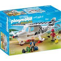 Playmobil 6938 Safari letadlo