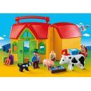Playmobil 6962 Moje první přenosná farma 2