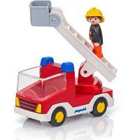 Playmobil 6967 Hasičské auto - Poškozený obal  3