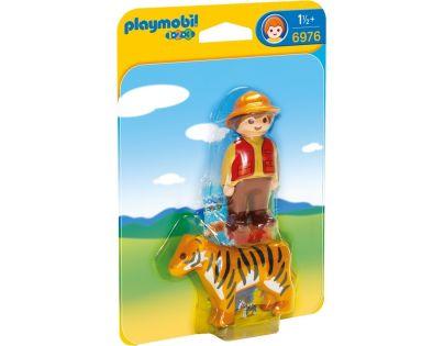 Playmobil 6976 Strážce s tygrem