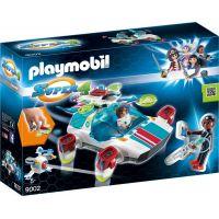 Playmobil 9002 Fulgurix s agentem Genem