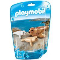 Playmobil 9069 Tuleň s mládětem