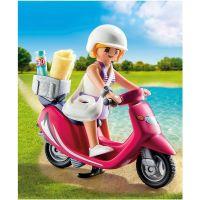 PLAYMOBIL® 9084 Dívka na pláži se skútrem 3