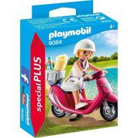 PLAYMOBIL® 9084 Dívka na pláži se skútrem 4