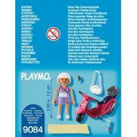 PLAYMOBIL® 9084 Dívka na pláži se skútrem 5