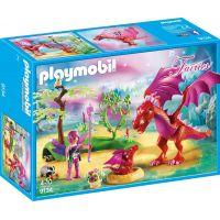 Playmobil 9134 Drak s mládětem