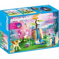 Playmobil 9135 Mystical Fairy Glen