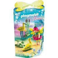 Playmobil 9138 Víla a její přátelé Čápi