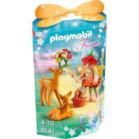 Playmobil 9141 Víla a její přátelé Koloušek