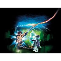 Playmobil 9224 Ghostbusters Spengler a duch 2
