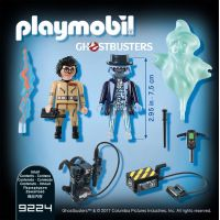 Playmobil 9224 Ghostbusters Spengler a duch 3