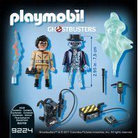 Playmobil 9224 Ghostbusters Spengler a duch 3
