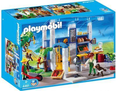 Playmobil 4461 Ošetřovatelská stanice