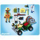 Playmobil 4176 - Průzkumná čtyřkolka 2
