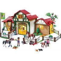 PLAYMOBIL® 6926 Veľká konská farma - Poškodený obal