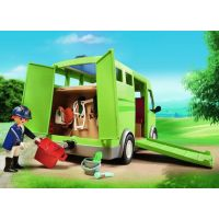 PLAYMOBIL® 6928 Transport pre kone 3