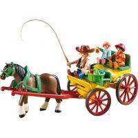 PLAYMOBIL® 6932 Koňský koč