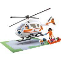 PLAYMOBIL® 70048 Záchranářská helikoptéra