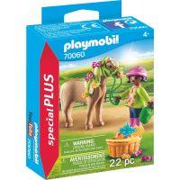 PLAYMOBIL® 70060 Dievča s poníkom 3