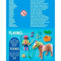 PLAYMOBIL® 70060 Dievča s poníkom 4