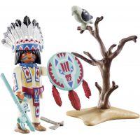 PLAYMOBIL® 70062 Indiánský náčelník