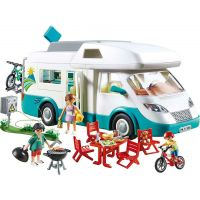 PLAYMOBIL® 70088 Rodinný karavan