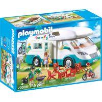 PLAYMOBIL® 70088 Rodinný karavan 5