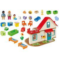 PLAYMOBIL® 70129 Rodinný dům 3