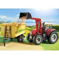 PLAYMOBIL® 70131 Veľký traktor s prívesom 2