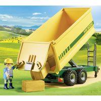 PLAYMOBIL® 70131 Veľký traktor s prívesom 4