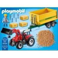 PLAYMOBIL® 70131 Veľký traktor s prívesom 6