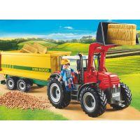 PLAYMOBIL® 70131 Veľký traktor s prívesom 3