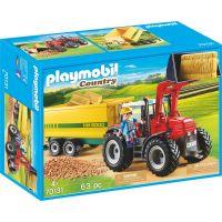 PLAYMOBIL® 70131 Veľký traktor s prívesom 5