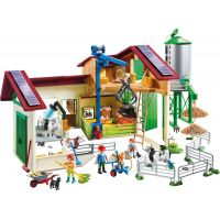 PLAYMOBIL® 70132 Veľká farma so silom