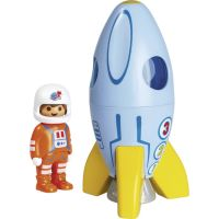 PLAYMOBIL® 70186 Astronaut s raketou