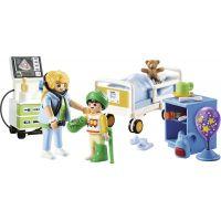 PLAYMOBIL® 70192 Dětský nemocniční pokoj