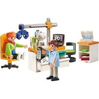 PLAYMOBIL® 70197 Očný lekár 2