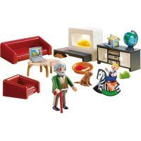PLAYMOBIL® 70207 Útulný obývací pokoj