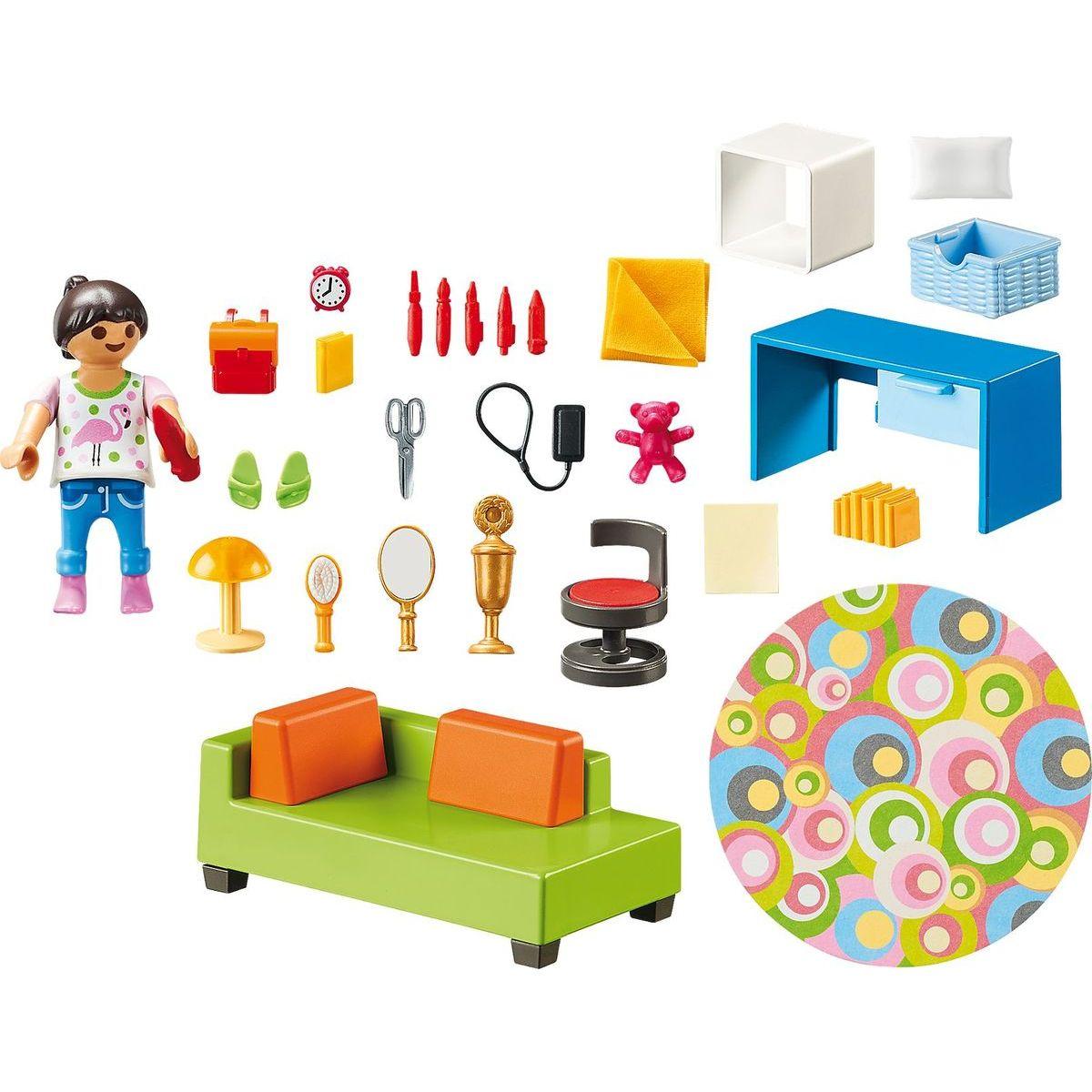 Playmobil 70209 Studentský pokoj