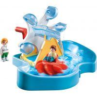 PLAYMOBIL® 70268 Vodní kolo s kolotočem