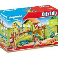 PLAYMOBIL® 70281 Dobrodružné dětské hřiště 5