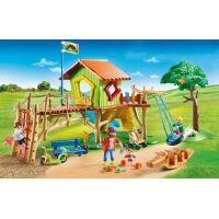 PLAYMOBIL® 70281 Dobrodružné dětské hřiště 3