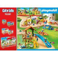 PLAYMOBIL® 70281 Dobrodružné dětské hřiště 6