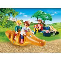 PLAYMOBIL® 70281 Dobrodružné dětské hřiště 4
