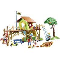 PLAYMOBIL® 70281 Dobrodružné detské ihrisko
